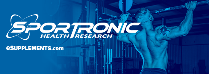 Sportronic Health Research Brand