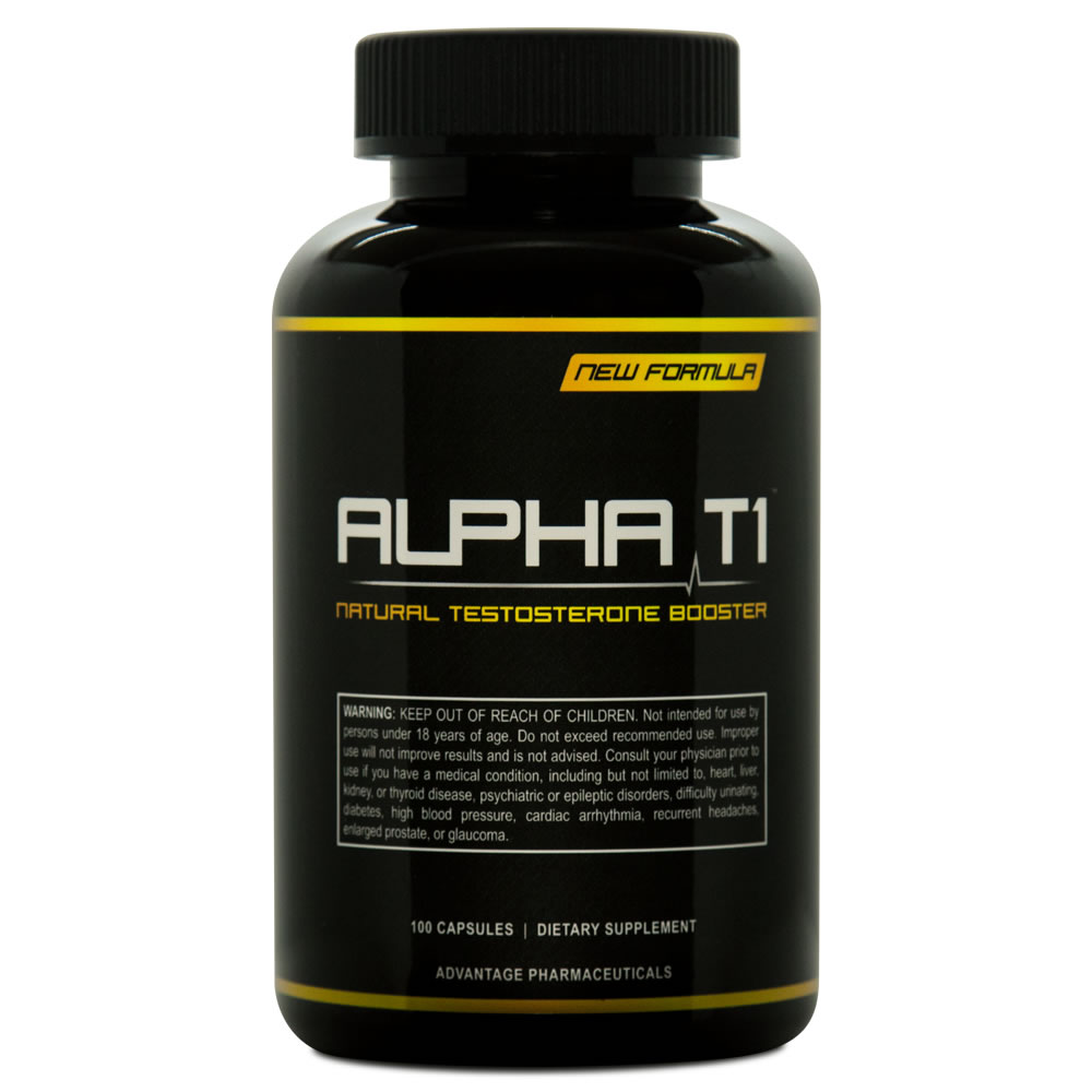 Alpha T1 Testosterone Booster