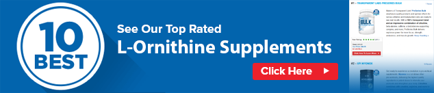 See Top L-Ornithine Supplements