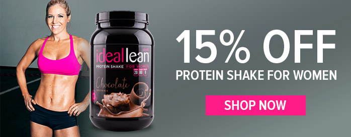 15% Off Coupon Deal Ideal Lean